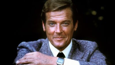 Roger Moore Was the Best Bond