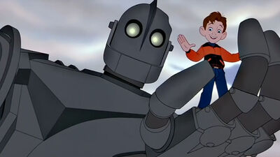 WonderCon: Highlights from the 'Iron Giant: The Giant's Dream' Panel