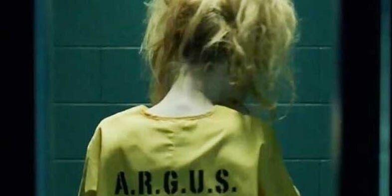 Harley Quinn, Tara Strong, A.R.G.U.S.