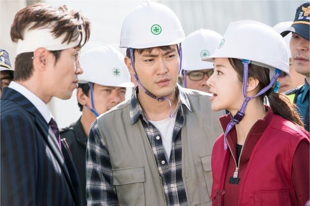 Kang-Sora-Choi-Siwon revolutionary love