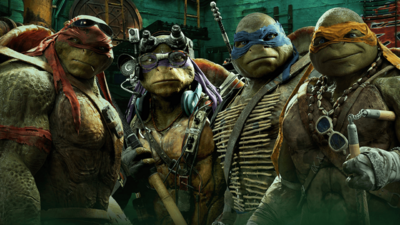 Exclusive Clip from 'TMNT: Out of the Shadows' Digital HD and Blu-ray