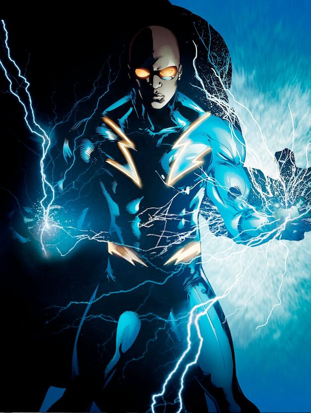 Black Lightning from DC Comics (full)