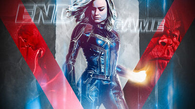 How Captain Marvel's Powers and Their Origins Will Play Into 'Avengers: Endgame'