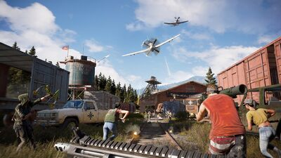 'Far Cry 5' Might Just Be Ubisoft's Most Ambitious Open World Game Yet