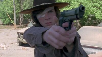 'The Walking Dead': 5 Times Carl Grimes Was the Bravest Character