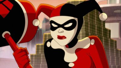 Harley Quinn Has Some Big Goals in Her DC Universe Animated Series