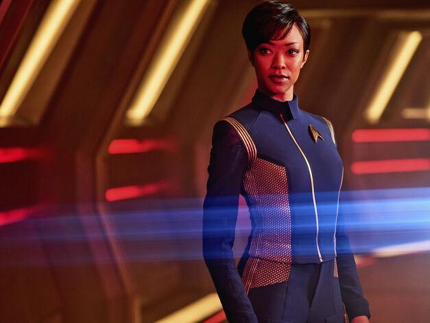 Star Trek: Discovery Burnham