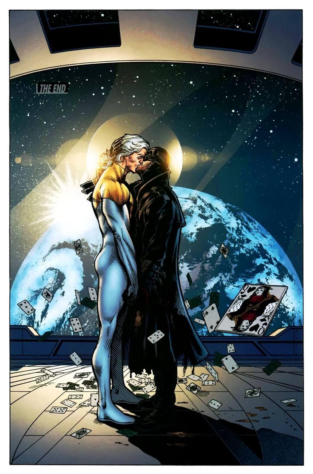 Apollo and Midnighter M7 Darick Robertson