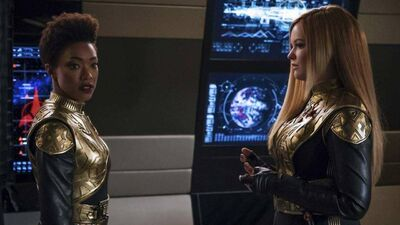 'Star Trek: Discovery': Will the Crew Meet Its Mirror Universe Counterparts?