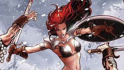 Red Sonja Video Game Unsheathed at Comic-Con