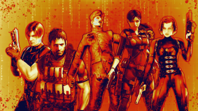 The Weird and Wonderful History of Resident Evil