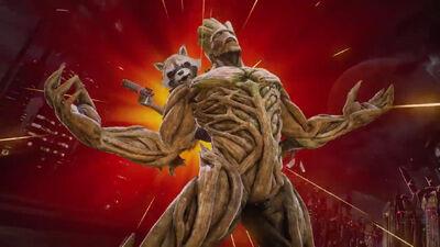 'Marvel Vs. Capcom: Infinite' Roster - Rocket Raccoon and Groot Confirmed
