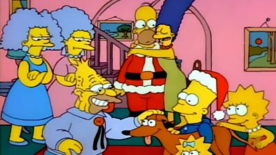 The Original Simpsons Christmas Special Is Truly Timeless