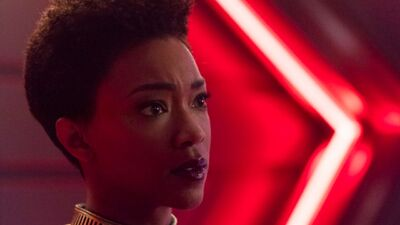 Burnham Learns A Shocking Revelation on 'Star Trek: Discovery'