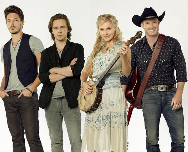 as Gunnar, Avery, Scarlet and Will Lexington from Nashville
