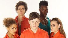 Misfits series 1 cast