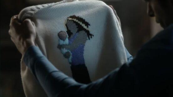 Jess's jumper