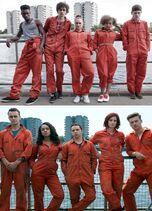 The Misfits Gang Versions 1 & 2