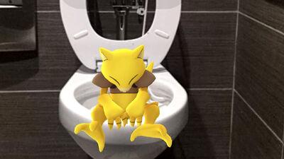 Pokémon: Go !@#$ Yourself, An Experiment