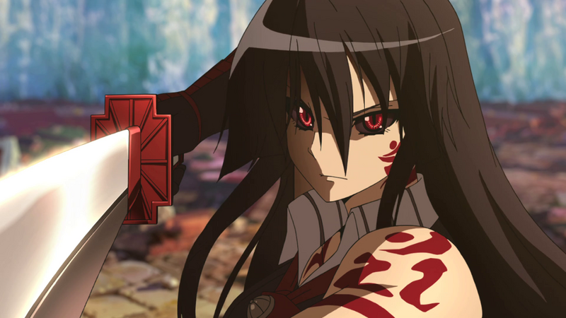 10 Most Badass Female Anime Characters  Fandom-1451