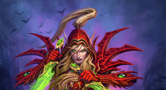Valeera from Heroes of the Storm