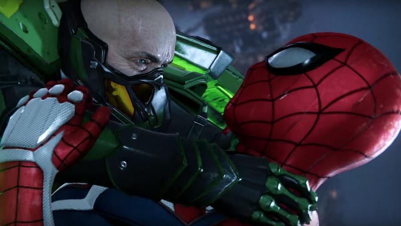 Marvel's Spider-Man Vulture