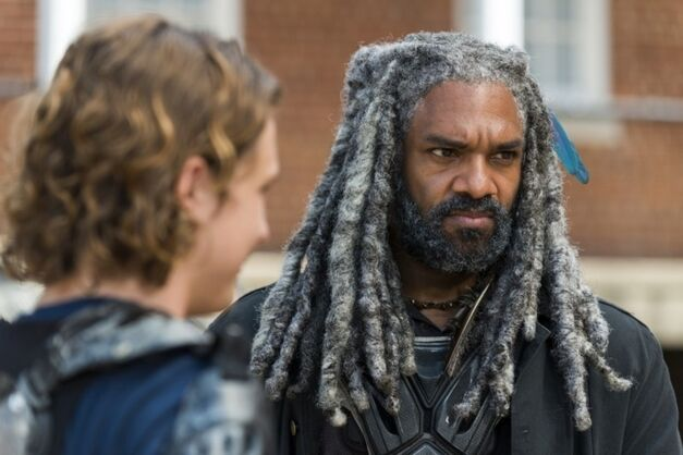 The Walking Dead-Ezekiel