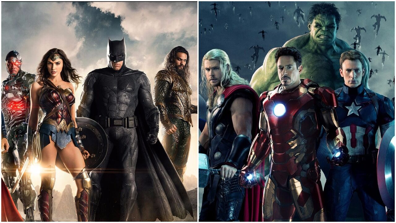 The Avengers: Justice League Vs. The Avengers: Which Is The Better Team