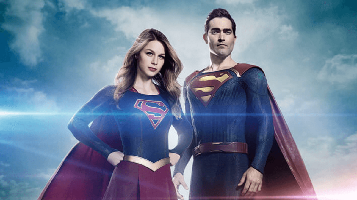 Supergirl Superman TV Show Debut
