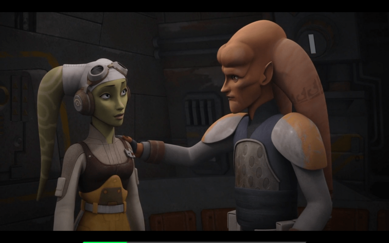 Star Wars Rebels,