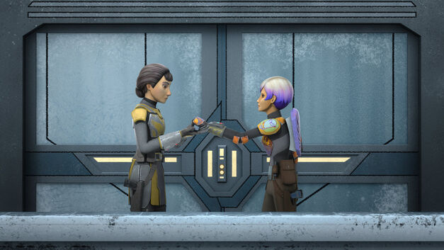 Sabine Wren Rebels