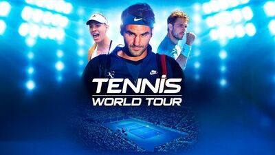 'Tennis World Tour' Brings Wimbledon Thrills Back To Video Games