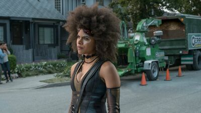 Why Domino Has the Best Powers in 'Deadpool 2'
