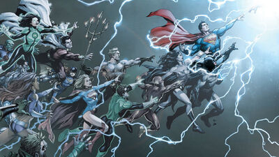 The Debooting of DC Universe: Rebirth
