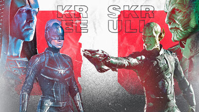 What That 'Captain Marvel' Skrulls Twist Means For the Future of the MCU