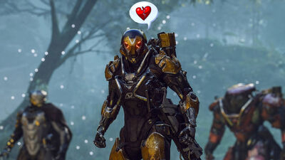 RIP Romance: BioWare's 'Anthem' Friendzones Fans