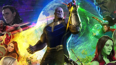 'Infinity Gauntlet' Might Hold the Secret to Defeating Thanos in 'Infinity War'
