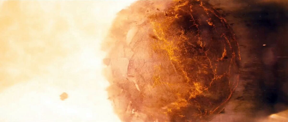 Romulus was destroyed by a supernova in the 24th Century.