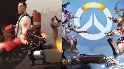Moving from 'Team Fortress 2' to 'Overwatch'