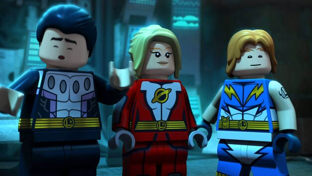 Lego Legion of Super-Heroes Cosmic Clash