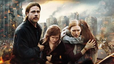 Brad Pitt Wants David Fincher to Direct 'World War Z' Sequel