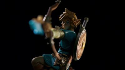 E3 2016 - 'The Legend of Zelda: Breath of the Wild' - amiibo Trailer