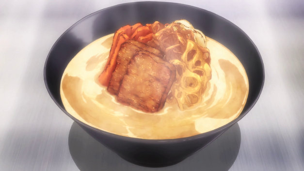 Jōichirō_Special_Rich_Ramen_(anime) food wars