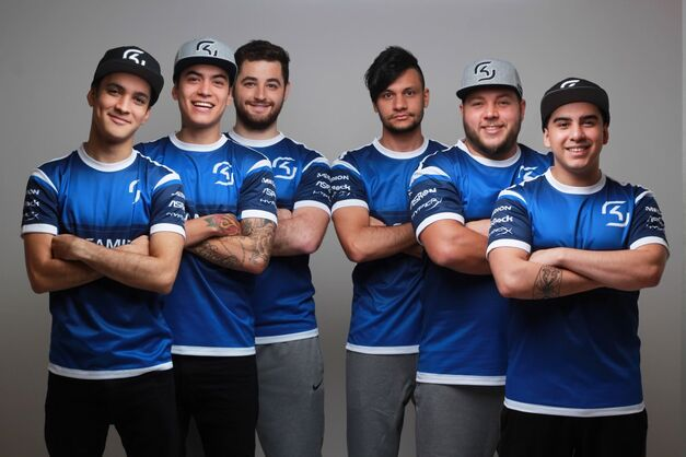SK Gaming, the defending champions of DreamHack 2016 and the last CS:GO Major, ESL Cologne.