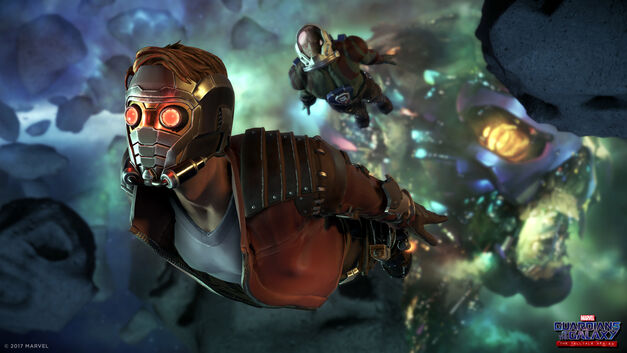 Guardians Of The Galaxy - The Video Game