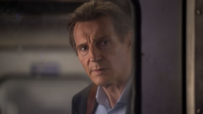 EXCLUSIVE: 'The Commuter' Behind the Scenes Clip Takes You On a Train Ride