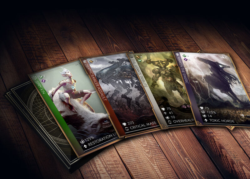 Paragon's new card system