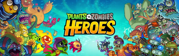Plants vs Zombies Heroes art