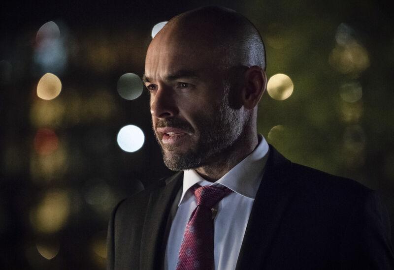 Quentin Lance Arrow Season 6 Finale