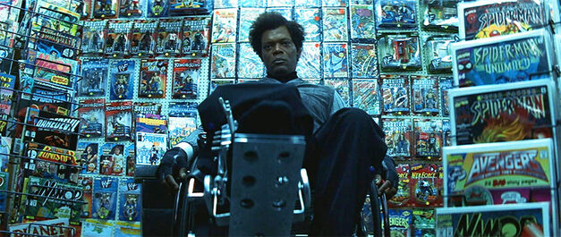 split unbreakable mr. glass samuel l jackson